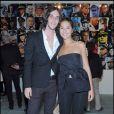 """Vladimir Roitfeld et Margherita Missoni, lors de la soirée """"Vogue"""", à l'occasion de la 53e Biennale d'Art de Venise, le 5 juin 2009 !"""