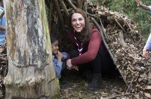 Kate Middleton : Radieuse avec ses jeunes amis scouts, loin des rumeurs