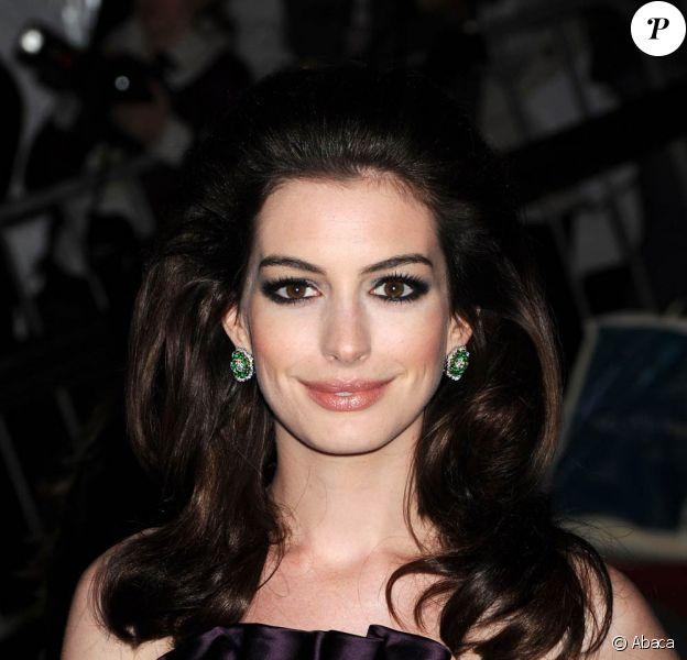 """Anne Hathaway, bientôt au générique de """"Love and other drugs"""" !"""