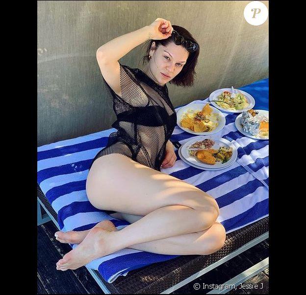 Jessie J. Février 2019.