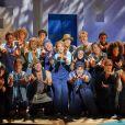 Image du show Mamma Mia! qui se déroule à  La Seine Musicale  du 4 au 20 octobre 2019