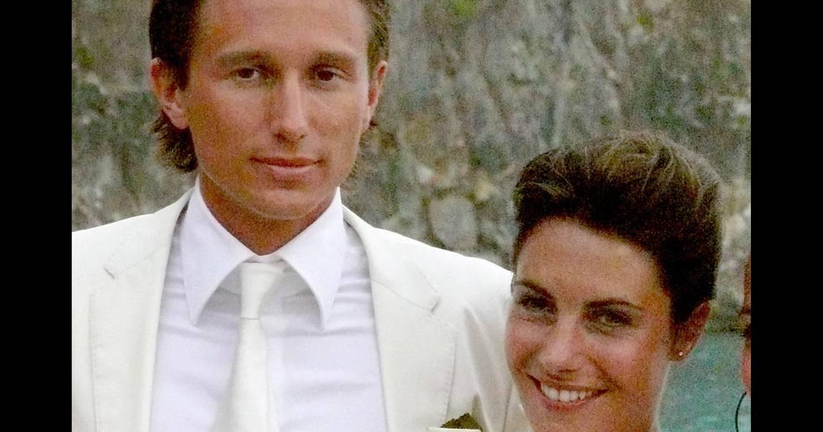 Alessandra Sublet Lors De Son Mariage Avec Thomas Un Mariage Termine Purepeople