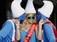 """Paris Hilton : la Schtroumpfette rate son entrée dans le """"Livre Guinness des Records"""" !"""