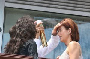 Kate Walsh se fait toute belle... pour le prince Albert de Monaco !