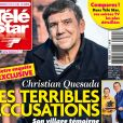 "Magazine ""Télé Star"", en kiosques lundi 8 avril 2019."