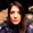 Eve Angeli quelques jours avant de partir au ski avec son nouvel amoureux. Janvier 2016.