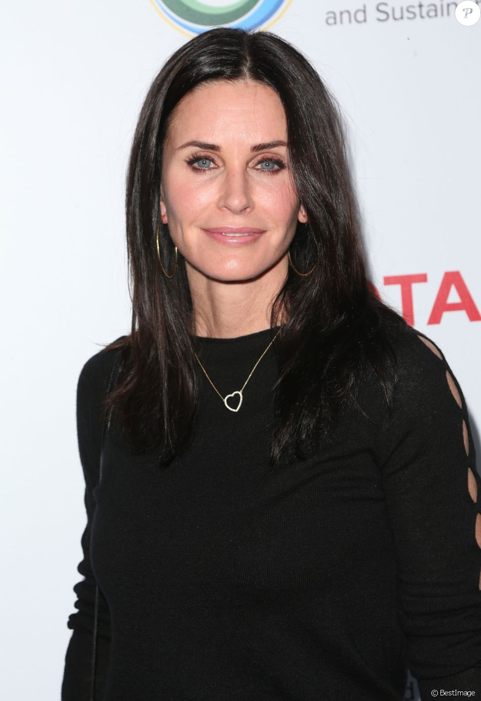 Courteney Cox à la soirée UCLA (Institute Of The Environment And Sustainability Celebrates Innovators For A Healthy Planet) à Beverly Hills, le 14 mars 2017 © AdMedia via Zuma/Bestimage