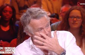 Franck Dubosc au bord des larmes :