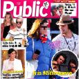 """Magazine """"Public"""" en kiosques le 5 avril 2019."""