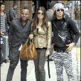 """Fergie et les Black Eyed Peas à l'occasion du """"David Letterman Show"""", le 9 juin 2009, à New York !"""