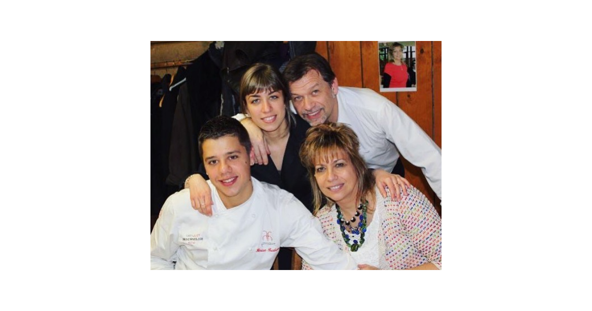 Top Chef 2019: Florian, Candidat De Top Chef 2019, Ses Parents Et Sa