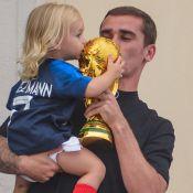 Antoine Griezmann papa pour la 2e fois : un bébé né le même jour que sa fille ?