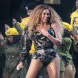Beyoncé en concert au festival de musique de Coachella à Indio, le 14 avril 2018. © Danyellah P./Bestimage