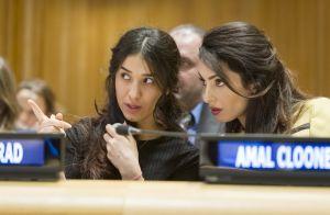 Amal Clooney face au pire : une djihadiste qui a laissé une fillette mourir