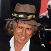 Keith Richards encore... grand-père !