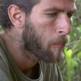 """Nicolas dans """"Koh-Lanta, la guerre des chefs"""" (TF1) lors de l'épisode diffusé vendredi 12 avril 2019."""