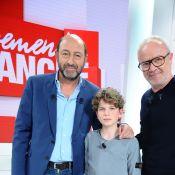 Vivement dimanche : Kad Merad et Olivier Baroux réunis autour de Michel Drucker
