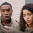 """""""Plus belle la vie"""" rend hommage à Notre-Dame, le 16 avril 2019, sur France 3"""