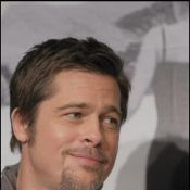 Brad Pitt : le pro des changements capillaires, c'est lui... et depuis qu'il est bébé ! regardez !