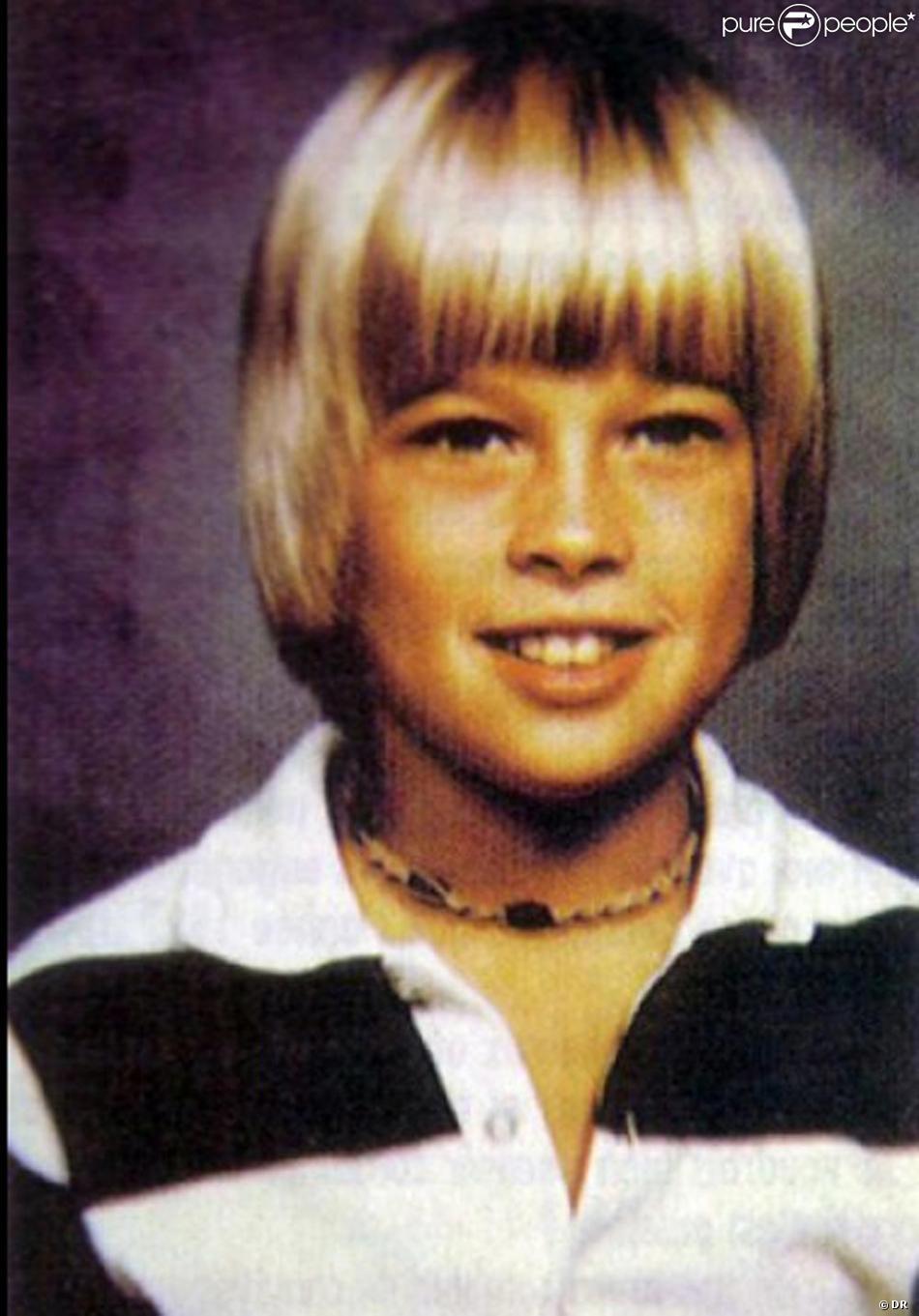 Brad Pitt à l'ent...