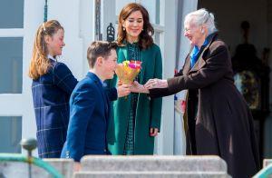 Margrethe II de Danemark : Un joyeux 79e anniversaire avec ses petits-enfants