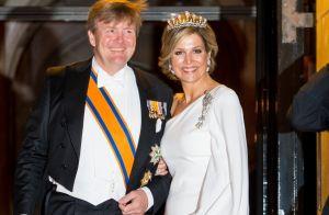 Maxima des Pays-Bas : Éclatante au bras du roi, échauffement avant le grand jour