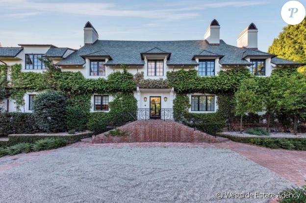 Maison en vente d'Adam Levine, à Beverly Hills- Avril 2019.