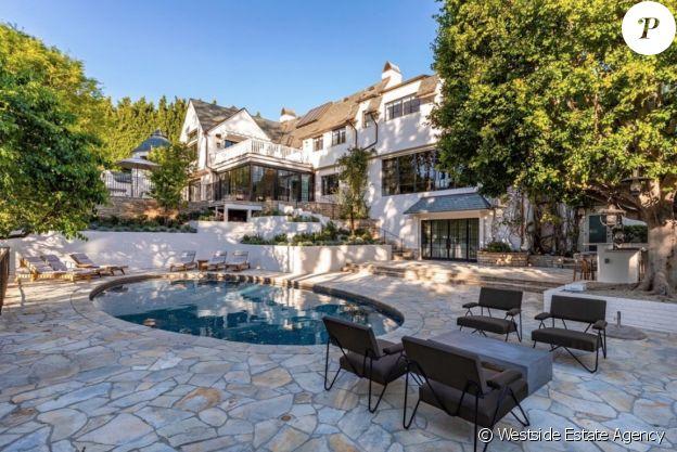 Maison de Adam Levine, Beverly Hills- Avril 2019.