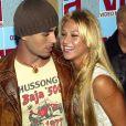 Enrique Iglesias et Anna Kournikova -MTV Video Music Awards 2002 au Radio Music City Hall de New York