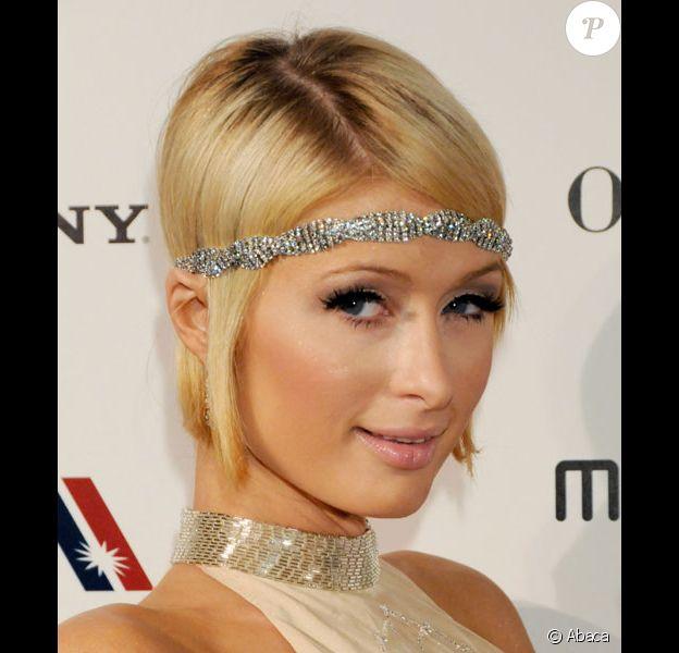 Paris Hilton en février 2009