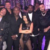 Kourtney Kardashian : Soirée d'anniversaire mémorable et gâteau torride !
