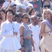 Kim Kardashian : Pâques en famille et en musique avec Kanye West à Coachella