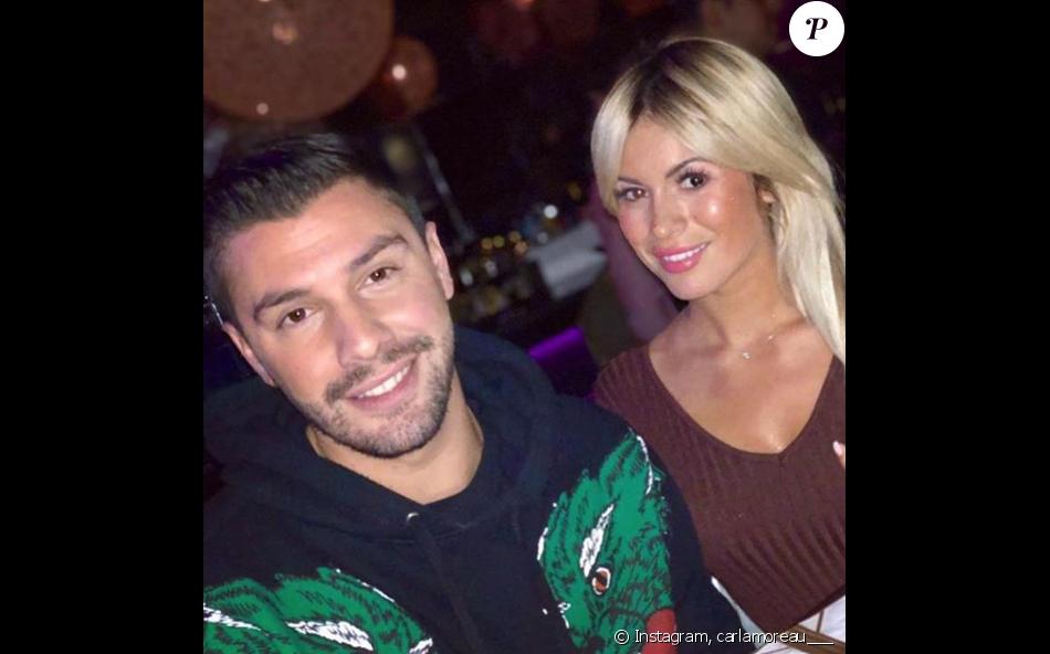Carla Moreau Et Kevin Guedj En Couple Instagram 8 Mars