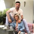 Kevin Guedj et Carla Moreau - Instagram, 2 avril 2019