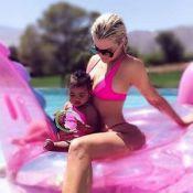 Khloé Kardashian : Sa fille True fait ses premiers pas !