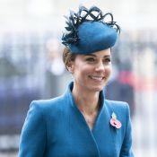 Kate Middleton distinguée par la reine Elizabeth II, un honneur suprême !