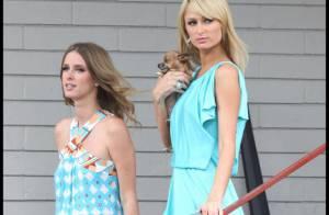 Paris Hilton : après sa période Barbie girl, c'est la blue attitude qui s'est emparée d'elle ! Pour plaire à Ronaldo ?