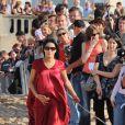 Rachida Brakni au Festival de Cabourg