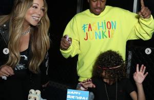 Mariah Carey : Message et photo de son accouchement pour les 8 ans des jumeaux