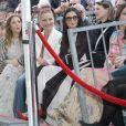 Drew Barrymore, Cameron Diaz, Demi Moore, Lucy Liu - Lucy Liu reçoit son étoile sur le Walk Of Fame dans le quartier de Hollywood à Los Angeles. Révélée par son rôle dans la série Ally McBeal, elle est également célèbre pour son interprétation du Dr Joan Watson dans la série policière Elementary. Le 1er mai 2019