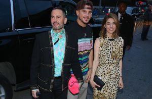 Uma Thurman et son fils, Marc Jacobs et son mari : Tandems de sortie chez Prada
