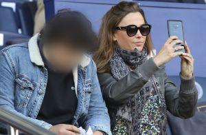 Sandrine Quétier et Farida Khelfa avec leurs fils pour un PSG sans éclat