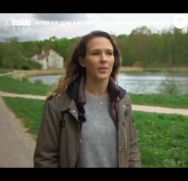 """Lorie Pester se confie dans """"50 Minutes Inside"""" - 4 mai 2019, sur TF1"""