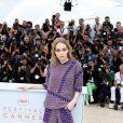 """Lily-Rose Depp - Photocall du film """"La danseuse"""" lors du 69ème Festival International du Film de Cannes. Le 13 mai 2016 © Dominique Jacovides / Bestimage"""