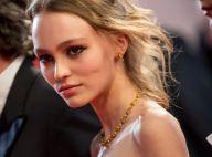 Cannes - Lily-Rose Depp, sublime, impressionne au Festival dès ses 17 ans