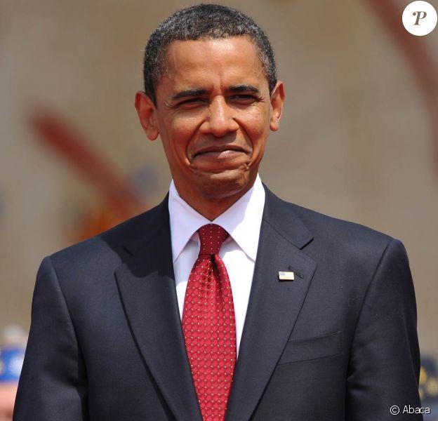 Barack Obama donne des ordres étranges...