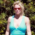 Exclusif - Britney Spears semble avoir un problème de dents. Elle s'est rendue à un rendez-vous chez son dentiste. En chemin, elle n'arrêtait pas de toucher ses dents avec sa langue. Une dent semble d'ailleurs particulièrement plus blanche que les autres et a l'air désaxée. Los Angeles, le 27 septembre 2018.