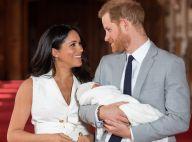 Meghan Markle et Harry parents : leur bébé emmailloté dans un linge spécial