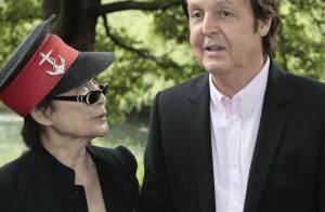 Paul McCartney et ses filles, Yoko Ono et son képi, Sophie Ellis-Bextor et son mari, etc. : ils ont les crocs... version écolo !