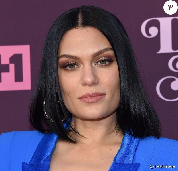 """Jessie J à la soirée """"VH1's 3rd Annual Dear Mama: A Love Letter to Moms"""" au Ace Hotel à Los Angeles, le 3 mai 2018."""